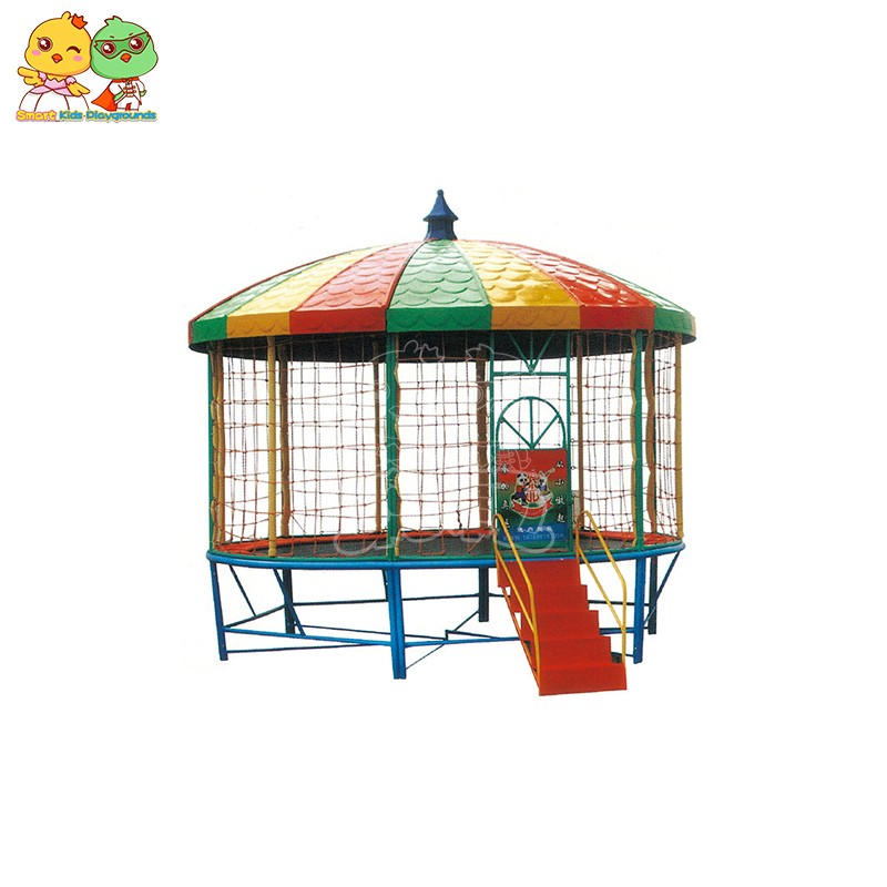 SKP trampoline park equipment high quality for Kindergarten-9