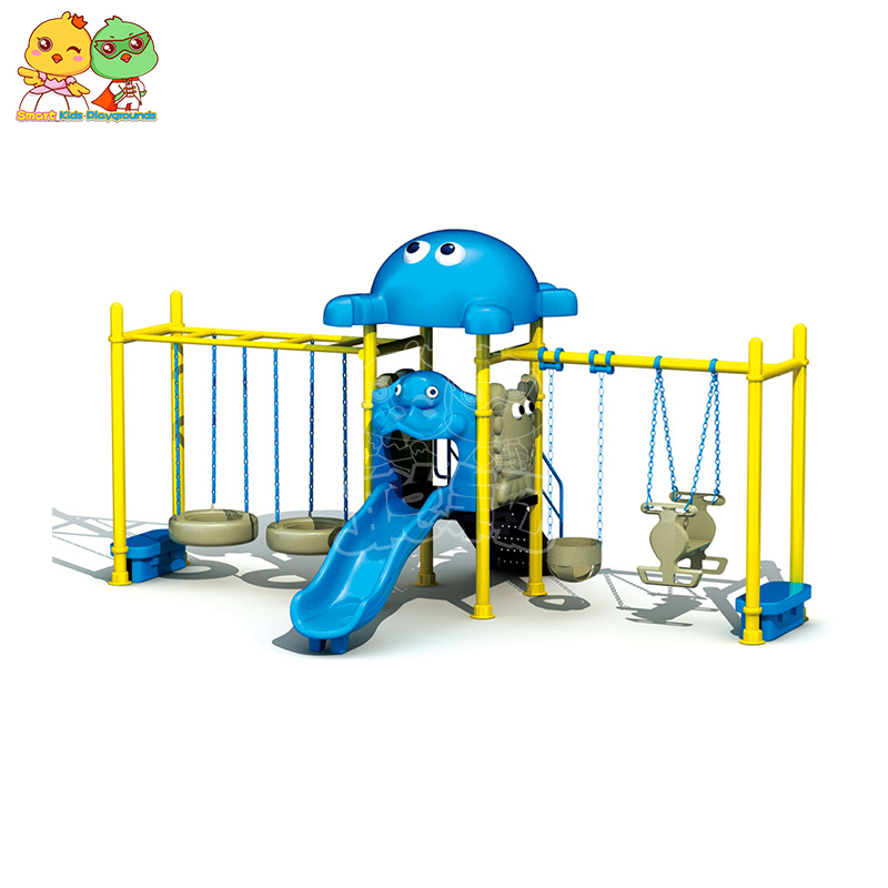 SKP standard kids fitness equipment safety for residential park-4