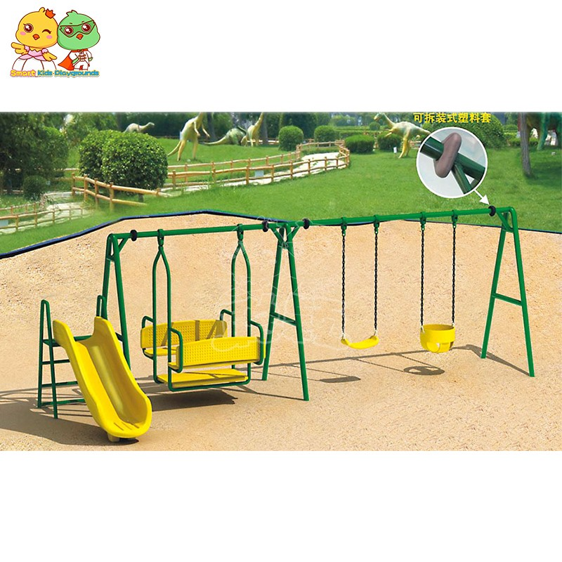 SKP standard kids fitness equipment safety for residential park-9