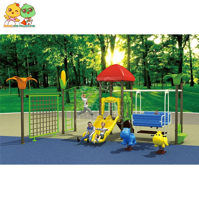 SKP standard kids fitness equipment safety for residential park-10