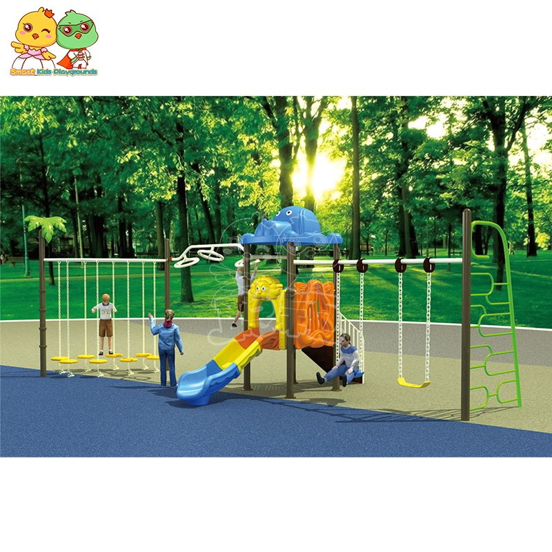 SKP standard kids fitness equipment safety for residential park-11