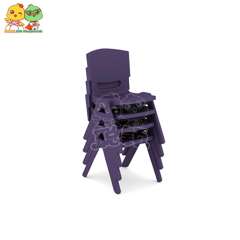 Kindergarten Children Engineering Plastic Chair Environmental Protection SKP