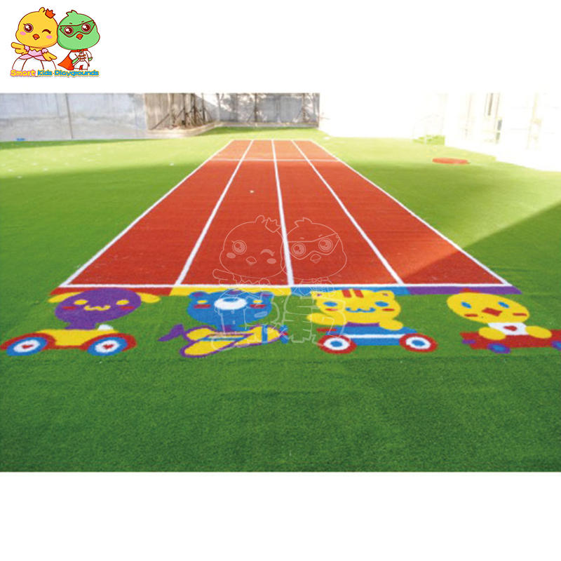 Uv and High Temperature Resistant Artificial Grass Floor Mat SKP