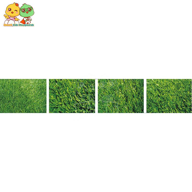 Uv and High Temperature Resistant Artificial Grass Floor Mat SKP