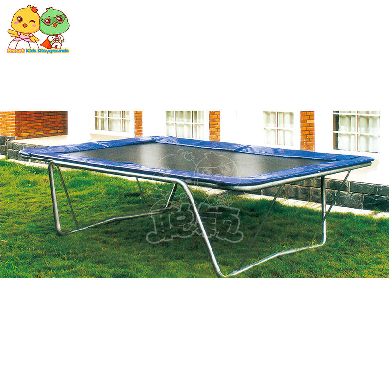 Small Outdoor Indoor Trampoline Without Guardrail Safety For Sale SKP