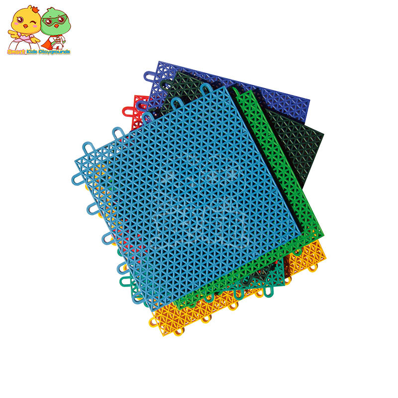 Indoor and Outdoor Suspended Plastic Floor Mats SKP