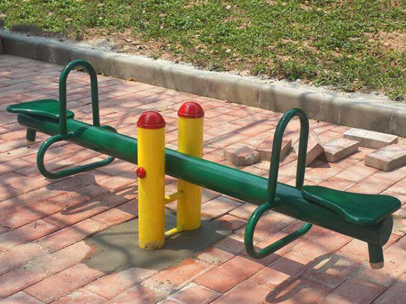 SKP standard kids fitness equipment for community-12