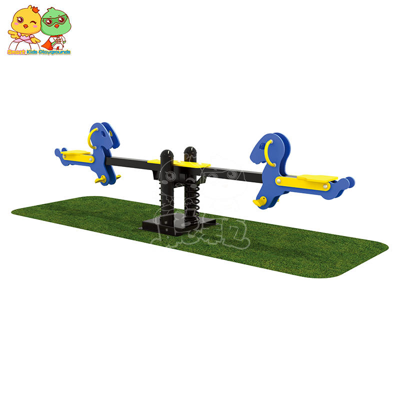 Children PE board tube seesaw kindergarten area SKP