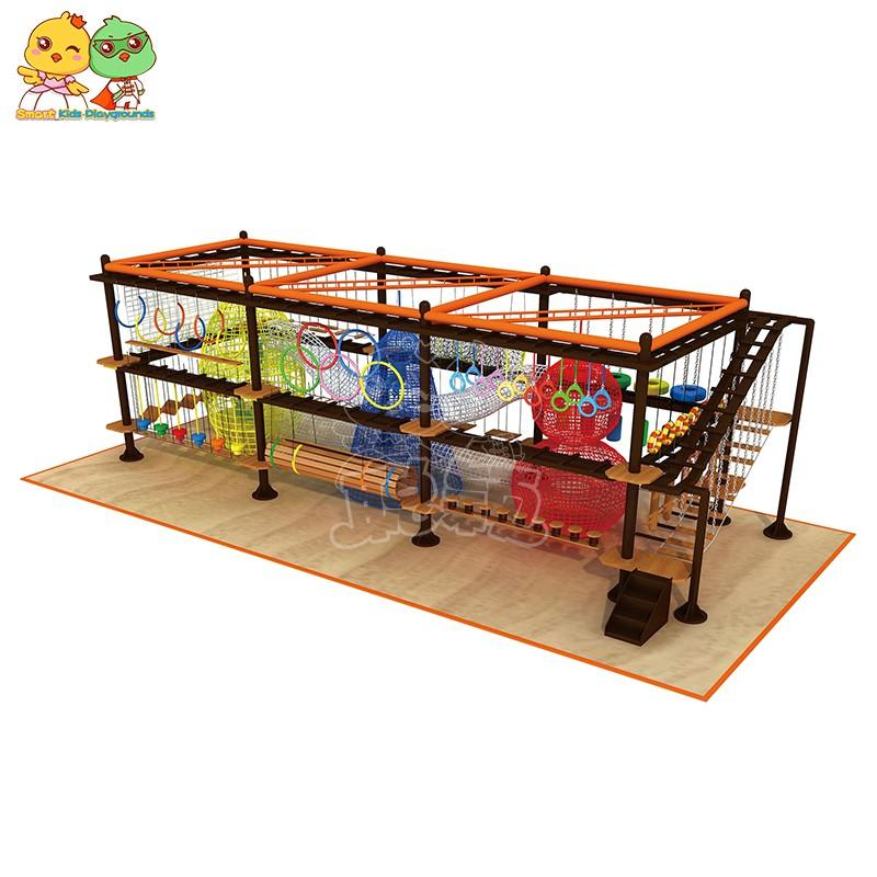 security adventure equipment play for fitness for Kindergarden-2