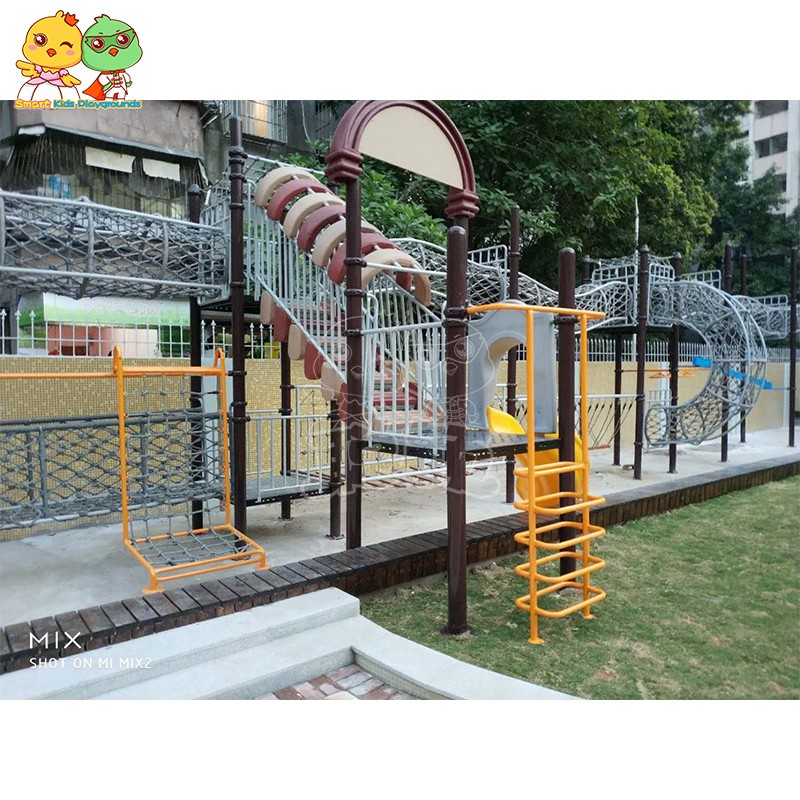 SKP climbing climbing wall safety for public places-4