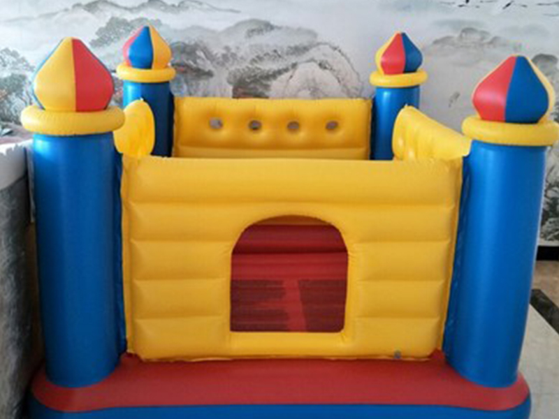 SKP castle inflatable pool toys factory price for amusement park-14
