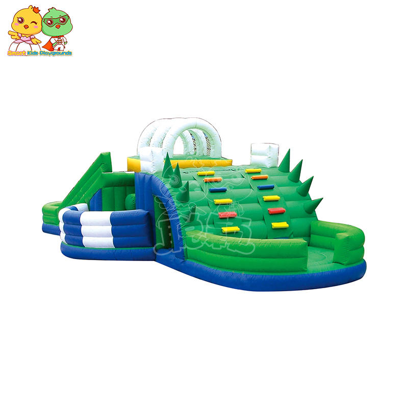 Alligator style inflatable bouncy castle inflatable toys customized SKP