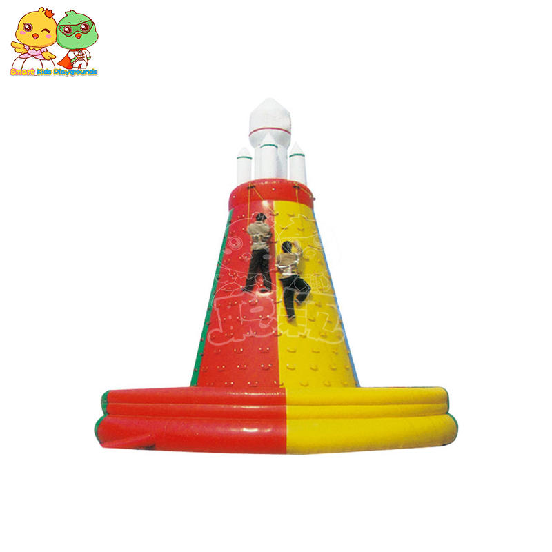 Children rock climbing inflatable toys inflatable castles small for sale SKP