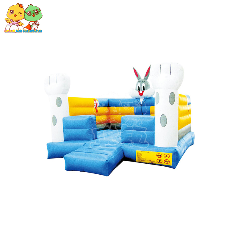 SKP castle inflatable pool toys factory price for amusement park-2