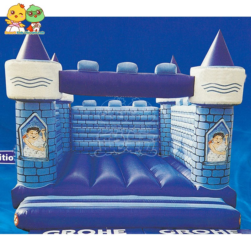SKP castle inflatable pool toys factory price for amusement park-3