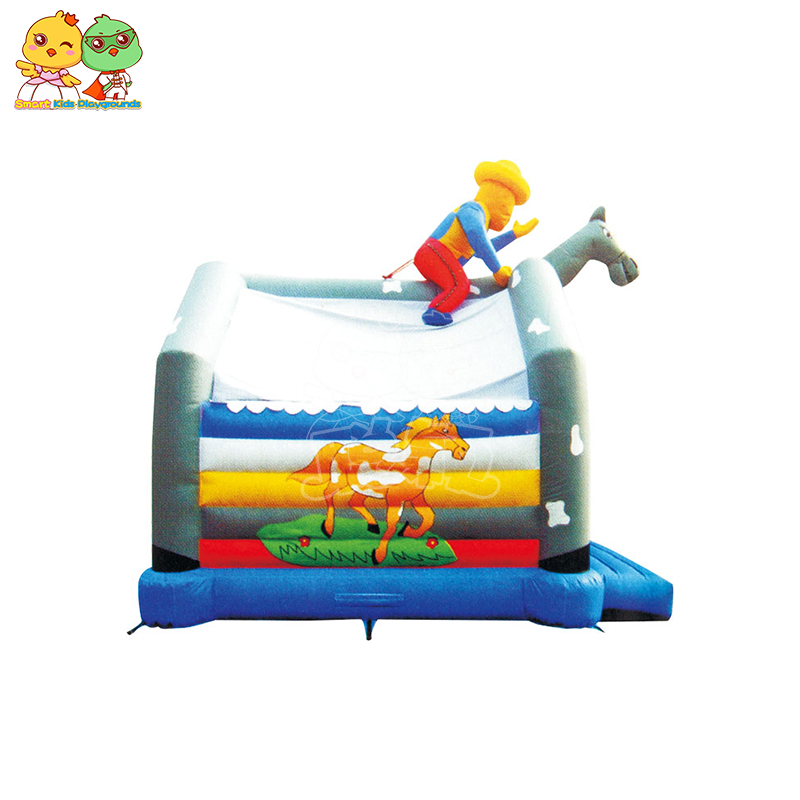 SKP castle inflatable pool toys factory price for amusement park-5