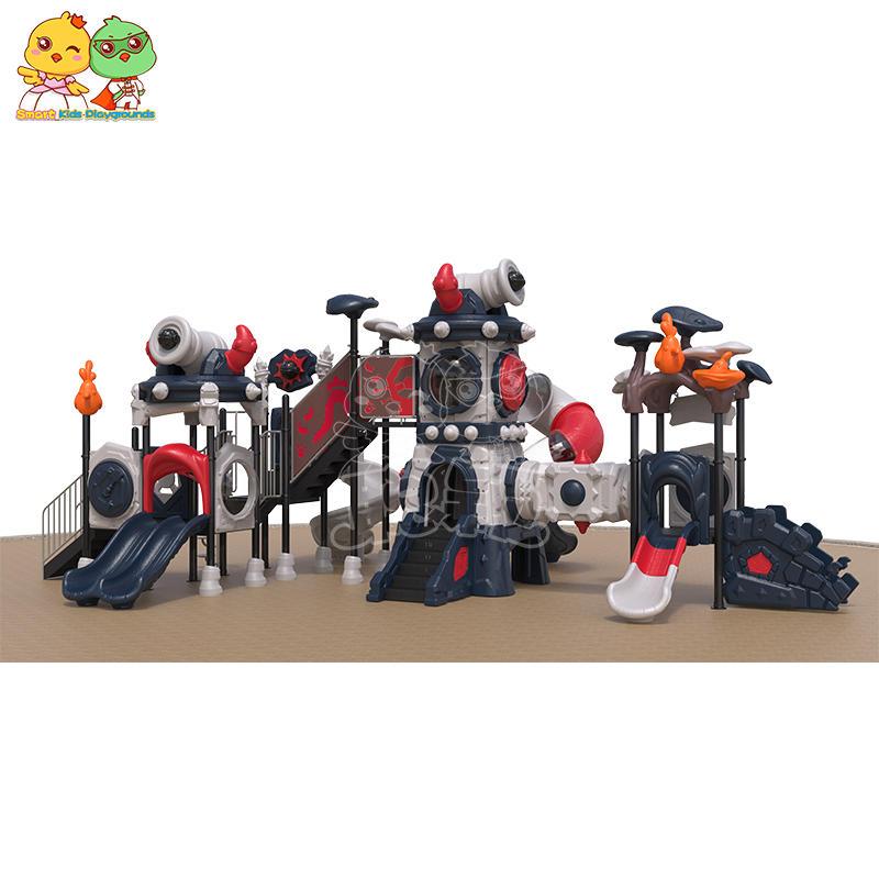 Outdoor Slide Children Exercise Physical Development Entertainment SKP