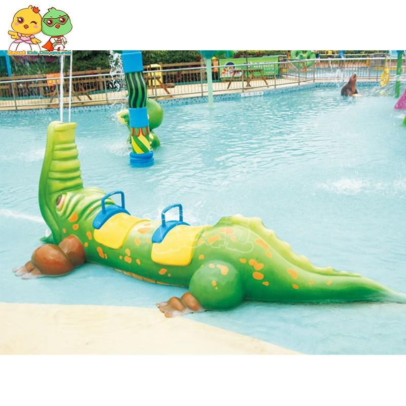 durable water park playground slide promotion for amusement park