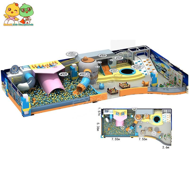 SKP Customized maze equipment supplier for plaza-1