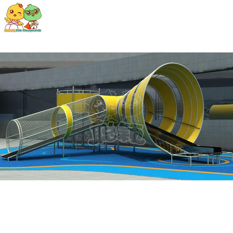 SKP durable tube slide factory for residential area-2