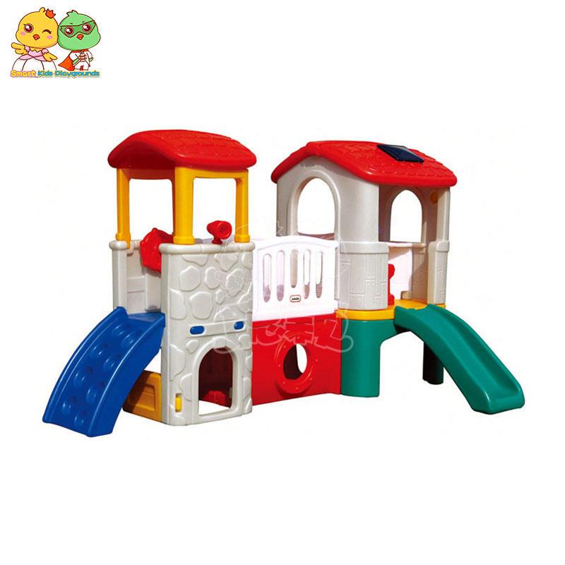 Wholesale prices children's plastic indoor slides