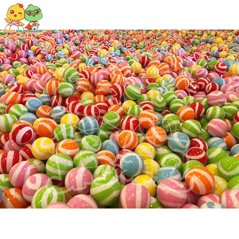 New design colorful candy theme ocean ball