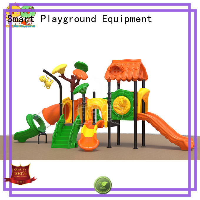 SKP playground tube slide directly sale for residential area