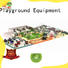 high quality jungle gym playground park factory price for shopping centre