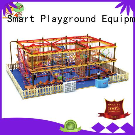 SKP adventure equipment supplier for indoor play area