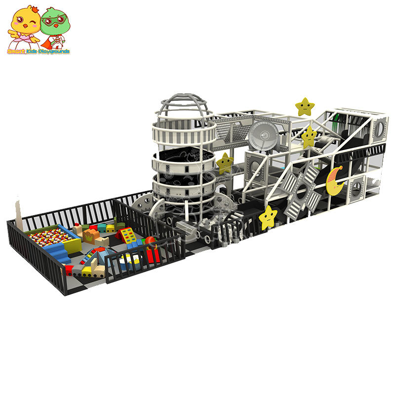 SKP play space theme playground supplier for amusement park-1
