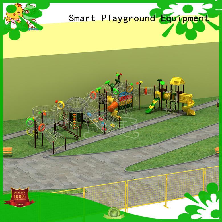 SKP durable plastic slide kids for Amusement park