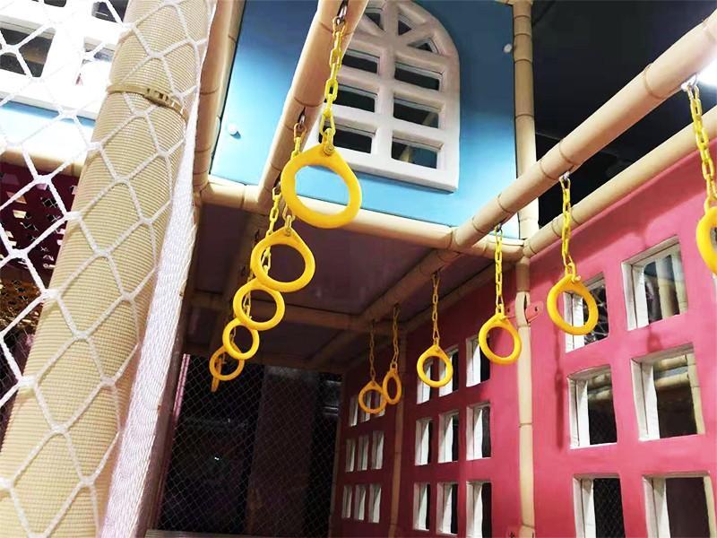 SKP amusement childrens jungle gym factory price for Kindergarden-3