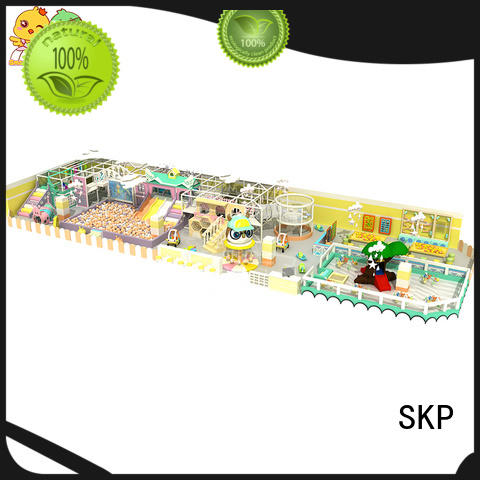 SKP children candy theme playground supplier for shopping mall