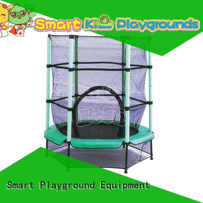 SKP Multicolor trampoline park equipment on sale for community