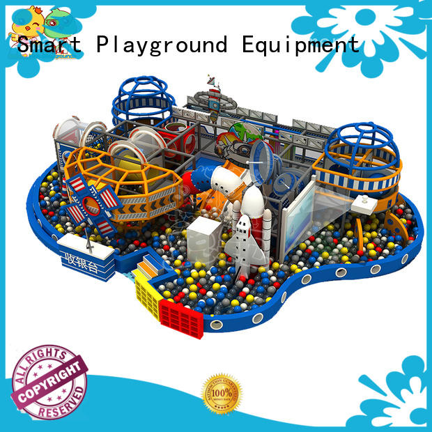 soft space theme playground equipment factory price for play centre