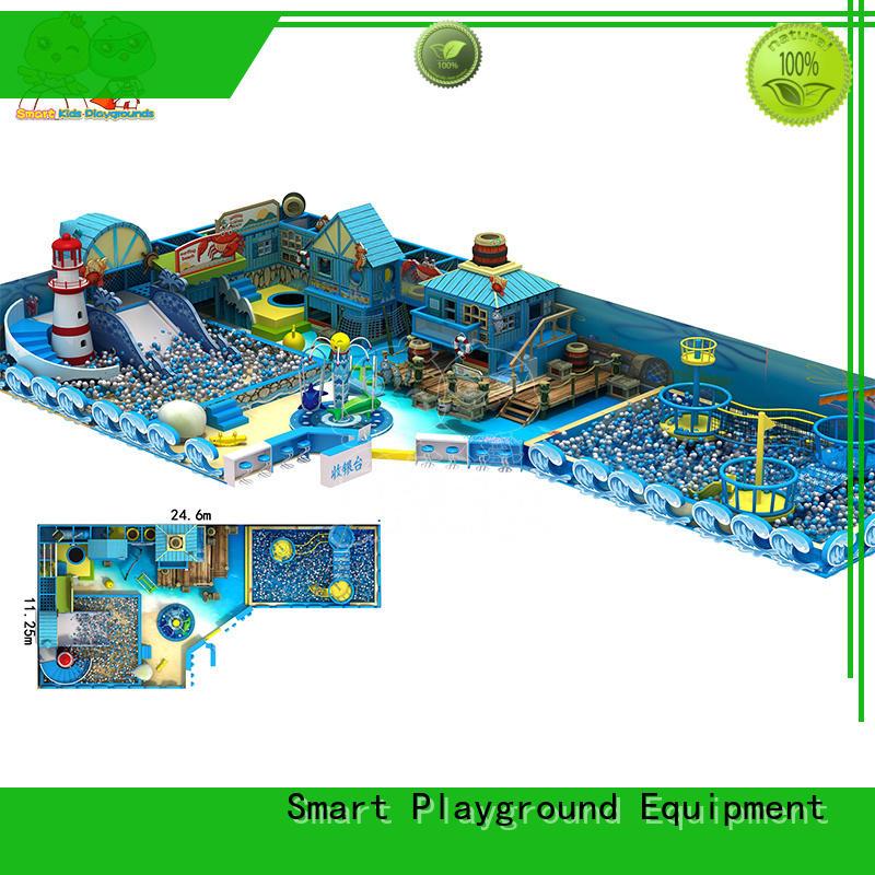 SKP Customized ocean playground design for amusement park