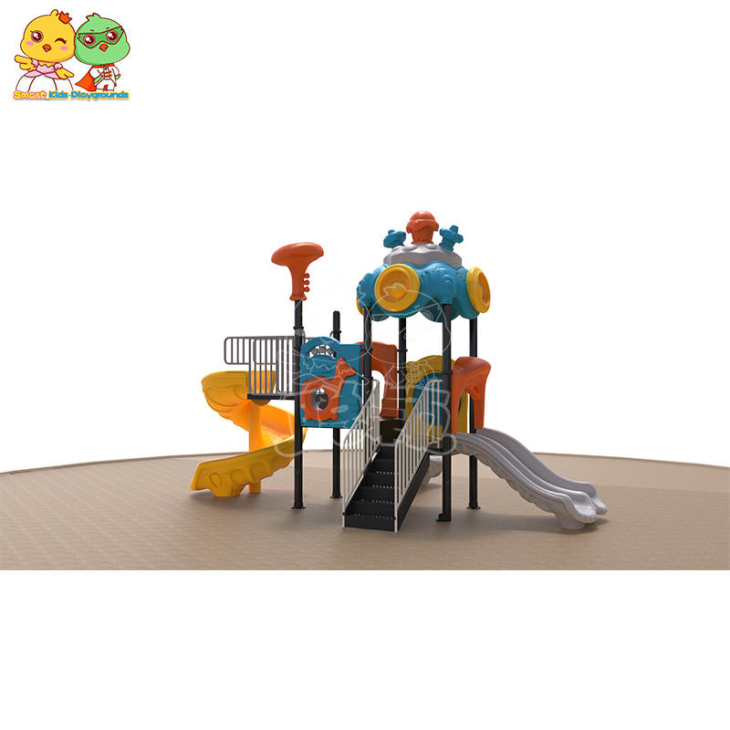 high quality plastic slide children wholesale for pre-school-3