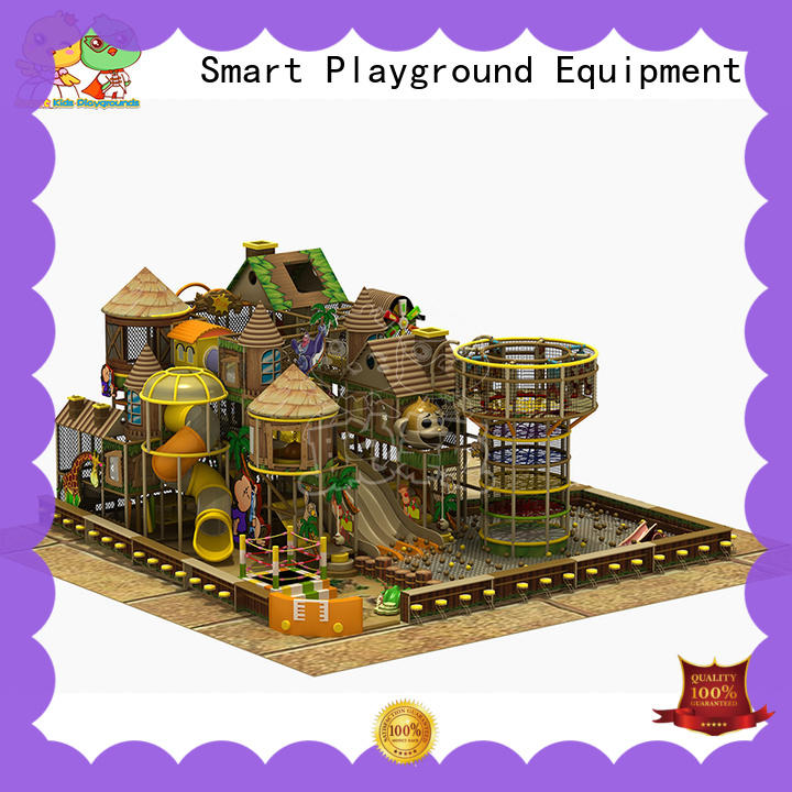 SKP high quality indoor jungle gym theme for play centre