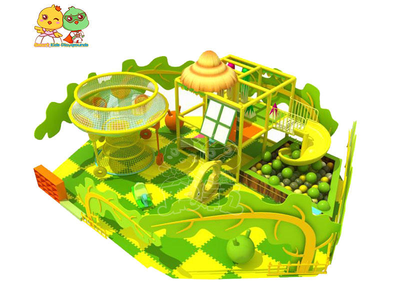 durable jungle gym playground theme puzzle game for Kindergarden-2