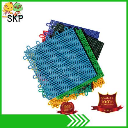 SKP colourful floor mats easy to set up for kindergarten