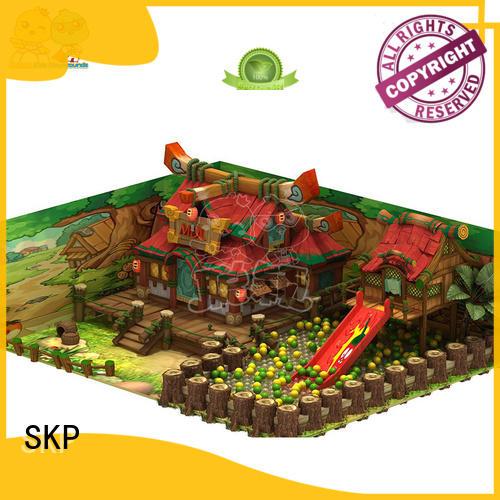 popular wooden playground equipment supplier for playground