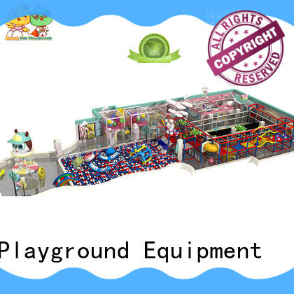 multifuntional space theme playground equipment puzzle game for kindergarden