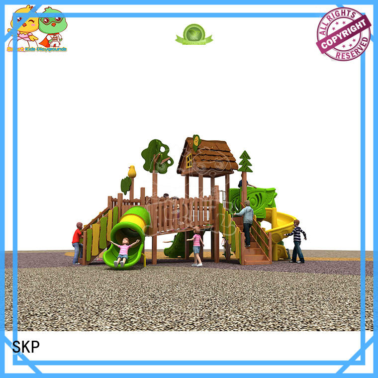 high quality kids slide outdoor factory for pre-school