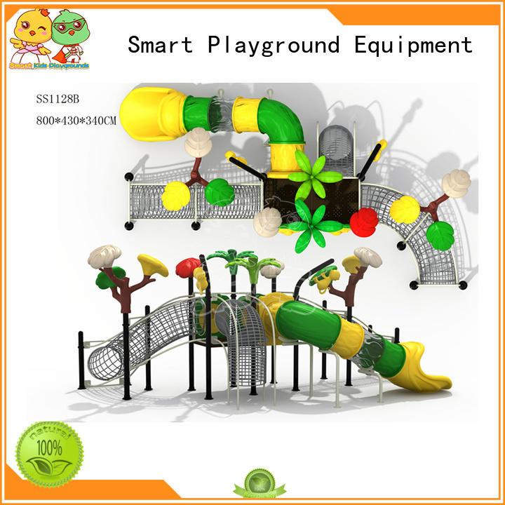 Child slide ladder plastic slide outdoor playground equipment prices for sale SKP-1907836
