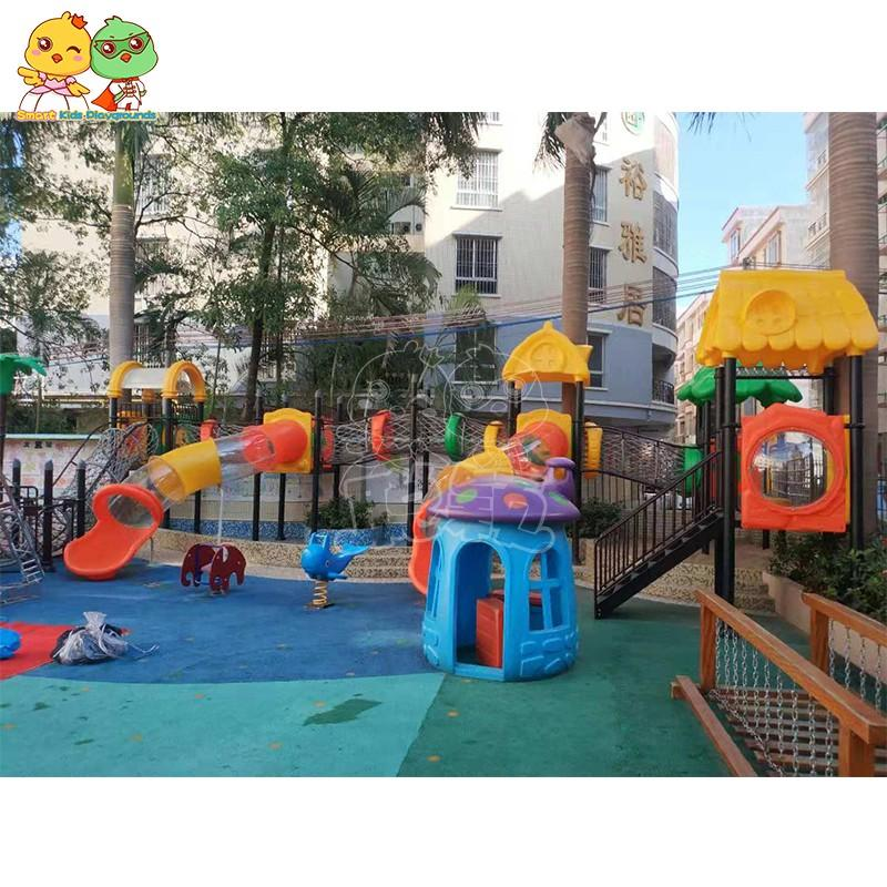 stable playset slides directly sale for residential area-3