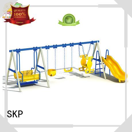 SKP park tube slide factory for restaurant