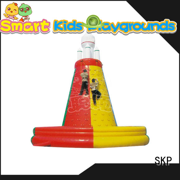 SKP soft inflatable toys puzzle game for play centre
