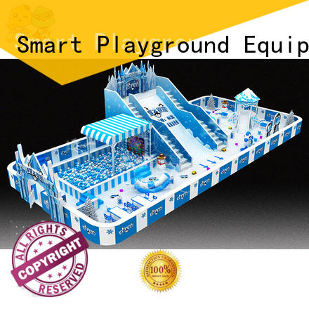 best price snow theme playground wholesale for Classroom