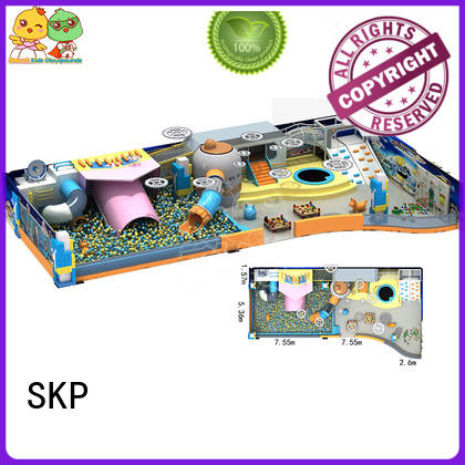 SKP soft maze equipment puzzle game for plaza