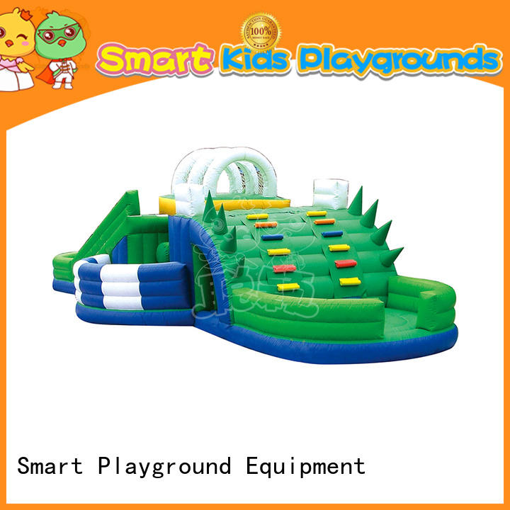SKP healthy inflatable toys factory price for playground